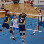 Volei Municipal Zalău rămâne lider în Divizia A1 de volei masculin, după victoria cu 3-1 în faţa celor de la Phoenix Şimleu Silvaniei