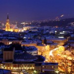 Cluj by night