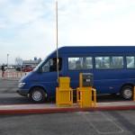 Noua poartă de acces în aeroport este pregătită să facă față celor peste un milion de pasageri care decolează și aterizează anual la Cluj. (Foto: Radu Hângănuț)