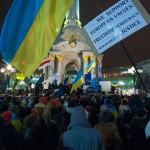 Protestele de la Kiev s-au extins în vestul țării