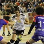 """Handbalistele de la """"U"""" Jolidon joacă la foc automat,   derby după derby,   au învins Zalăul,   urmează Corona / FOTO: Dan Bodea"""