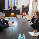 Ambasadorul Canadei vizitează Clujul