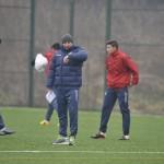 Vasile Miriuţă va debuta pe banca CFR-ului,   sâmbătă,   25 ianuarie,   în amicalul cu Ludogoret Razgrad / FOTO: Dan Bodea