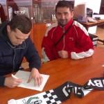 """Căpitanul echipei Poli Agro Iaşi,   Nicu Ignea,   a semnat,   miercuri,   un contract cu """"U"""",   fiind al 5-lea transfer al echipei universitare de rugby"""