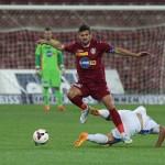 """Ricardo Manuel Ferreira Sousa """"Cadu"""",   fotbalistul străin cu cele mai multe meciuri din Liga 1,   omul-record al celor de la CFR Cluj / Foto: Dan Bodea"""