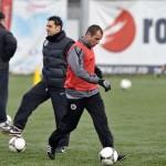 Universitatea Cluj a pierdut şi cel de al doilea amical din Turcia, scor 1-5 cu Wiener Neustadt / FOTO: Dan Bodea