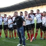 Bogdan Cantor și-a chemat rugby-iștii din vacanță. Încep pregătirea noului sezon de SuperLigă / Foto: Dan Bodea