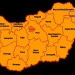 Atenţionări meteo din Ungaria: cod galben de ploaie îngheţată în judeţele din vest şi sud vest