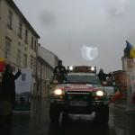 Echipa Transilvania 4 Africa a plecat astăzi în raliul Budapesta-Bamako