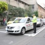 Taximetriştii clujeni amendaţi cu 3000 de lei