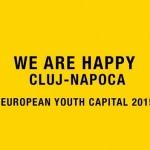 """Fenomenul """"Happy"""" a ajuns la Cluj. Capitala Europeană a Tineretului,   promovată printr-un videoclip"""