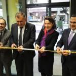 BT a inaugurat Sucursala Italia