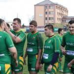 Rugbyştii de la Stejarul Buzău au promovat în premieră în SuperLiga Naţională,   dar nu au apucat să joace niciun meci,   echipa fiind desfiinţată cu o lună înaintea startului noului sezon