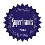 Gerovital a obținut titlul de Superbrand 2013