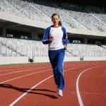 Bianca Răzor şi apărat la Istambul,   titlul balcanic în proba de 400 metri plat şi aşteaptă mondialele indoor de la începutul lunii viitoare / FOTO: Dan Bodea
