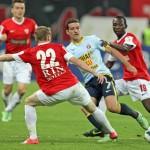 Prima manşă a semifinalei dintre Steaua şi Dinamo,   din Cupa României,   se va disputa la data de 27 martie,   returul fiind programat în 17 aprilie