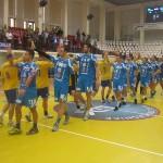 Potaissa Turda şi HCM Constanţa ar putea să se întâlnească în sferturile de finală ale Cupei României la handbal masculin,   conform tragerii la sorţi de marţi