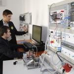 Laborator de electronică și automatizări de 240.000 de dolari deschis la Zalău