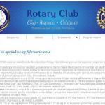 Rotary Club Cetăţuie donează 80.000 de lei pentru Clinica Medicală II
