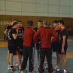 Voleibaliştii de la Ştiinţa Explorări Baia Mare au produs cea mai mare surpriză a actualei ediţii de campionat în Divizia A1,   impunându-se cu scorul de 3-1,   pe terenul celor de la Volei Municipal Zalău / FOTO: Dan Bodea