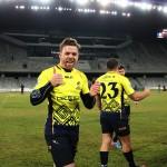 Csaba Gal este singurul rugbyst clujean din echipa naţională a României,   pentru meciul cu Georgia din Cupa Europeană a Naţiunilor / FOTO: Dan Bodea