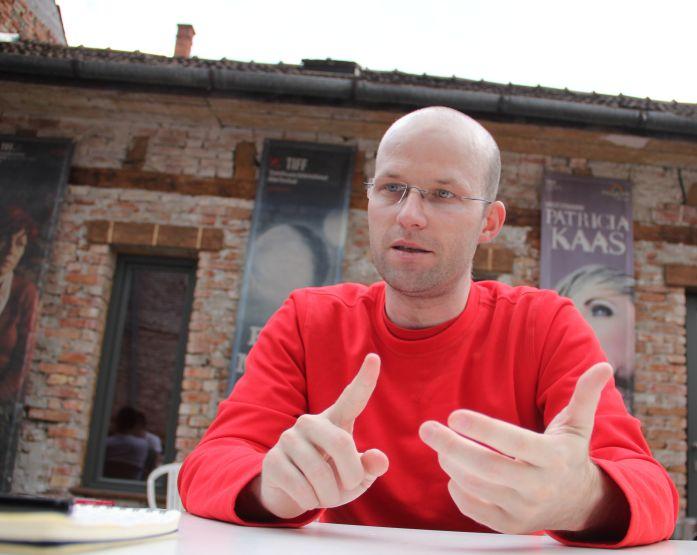 András Farkas,   director executiv al Federaţiei Share/Foto: Dan Bodea