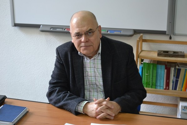 Marcel Popa,   rector al liniei de studiu în limba germană de la UTCN