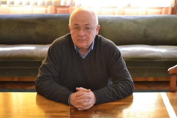 Rudolf Gräf,   vice-rector UBB