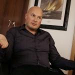 Patronul CFR-ului,   Paszkany Arpad,   a recunoscut recent,   pentru Transilvania Reporter că nu mai are forţa financiară de altădată / FOTO: Dan Bodea
