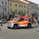 ISU Cluj a primit o autospecială pentru intervențiile pe străzi înguste