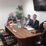 Delegaţie franceză la Cluj. Francezii,   interesaţi să deruleze proiecte comune pe fonduri europene