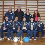 Echipa de torbal-goalbal a LSDV Cluj va reprezenta, la sfârşitul acestei săptămâni, România la un puternic turneu internaţional ce se va desfăşura în Polonia / FOTO: Dan Bodea