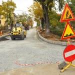 10 străzi vor fi modernizate. Lucrările încep în toamnă