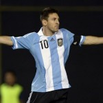De patru ori câştigător al Balonului de aur,   Leo Mesi a jucat 90 de minute în amicalul cu România,   dar nu a reuşit să marcheze