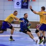 Minaur Baia Mare şi Potaissa Turda s-au calificat în sferturile de finală a Cupei României la handbal masculin / FOTO: Dan Bodea