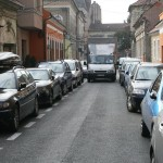 Peste 700 de amenzi pentru parcări neregulamentare în zona centrală