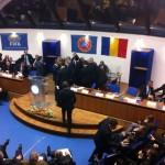 Întruniţi la Casa Fotbalului,   reprezentanţii cluburilor din Liga I au votat eliminarea criteriilor de licenţiere