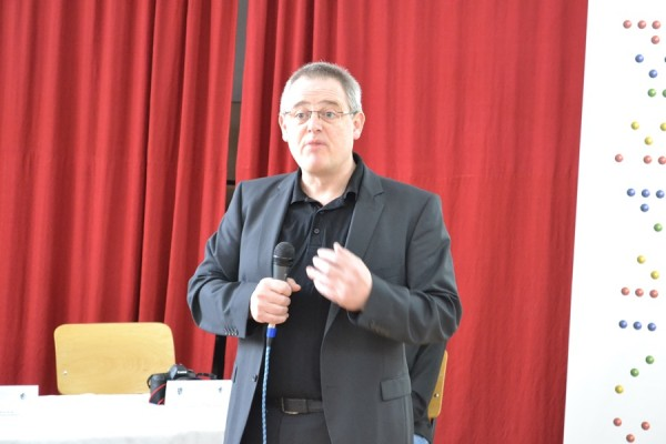 Lars Christiensen,   inventatorul RoboBraille