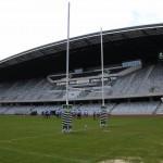 """La sfârşitul săptămânii viitoare Cluj Arena va găzdui două evenimente sportive de excepţie, """"U"""" Cluj - FC Vaslui, în Liga I de fotbal, respectiv """"U"""" Cluj - Dinamo, în SuperLiga Naţională de rugby / FOTO: Dan Bodea"""