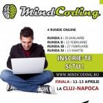 Marea finală a concursului național MindCoding