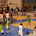 CS Universitatea Alba Iulia a trecut fără emoţii de Sepsi Sfântu Gheorghe în finala mică a Ligii Naţionale de Baschet Feminin şi a cucerit medaliile de bronz ale sezonului