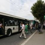Cum vor circula autobuzele în perioada sărbătorilor de Paşti. Trei linii pentru noaptea de Înviere