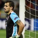 Zilele lui Mario Felgueiras la CFR sunt numărate, ŢSKA Moscova are nevoie urgentă de un portar