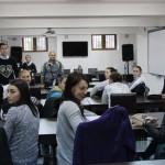 """Handbalistele de la """"U"""" Jolidon au primit încă un set de promisiuni din partea conducerii CS Universitatea, că problemele cu care se confruntă vor fi rezolvate / FOTO: Dan Bodea"""