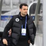 """Mihai Teja a plecat de la """"U"""" Cluj și va prelua cel mai probabil vicecampioana ASA Târgu Mureș / FOTO: Dan Bodea"""
