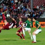 CFR şi Concordia au terminat la egalitate,   scor 1-1,   meciul din etapa a XXX-a a Ligii I de fotbal / FOTO: Dan Bodea