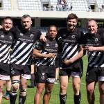 """Rugby-ştii de la """"U"""" Cluj vor fi protagoniştii campaniei """"Iubeşte Rugby-ul"""",   care va fi lansată joi şi care va cuprinde trei etape / FOTO: Dan Bodea"""
