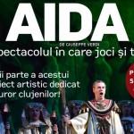 Opera Naţională caută 500 de figuranţi pentru superproducţia în aer liber,   Aida