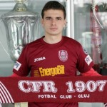 Atacantul Liviu Gana a jucat doar 13 meciuri în Liga I,   în ultimii doi ani,   dar speră să prindă lotul în noul proiect al CFR-ului