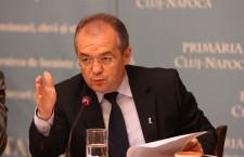 """Klaus Iohannis,   favoritul lui Boc la prezidențiale: """"Îl voi susține cu toată convingerea"""""""